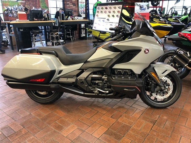2021 Honda Gold Wing Automatic DCT at Wild West Motoplex