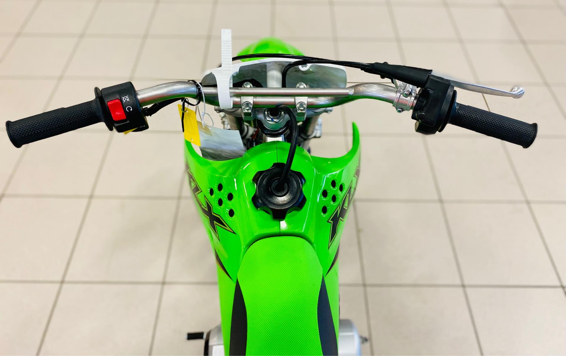 2022 Kawasaki KLX 110R at Rod's Ride On Powersports