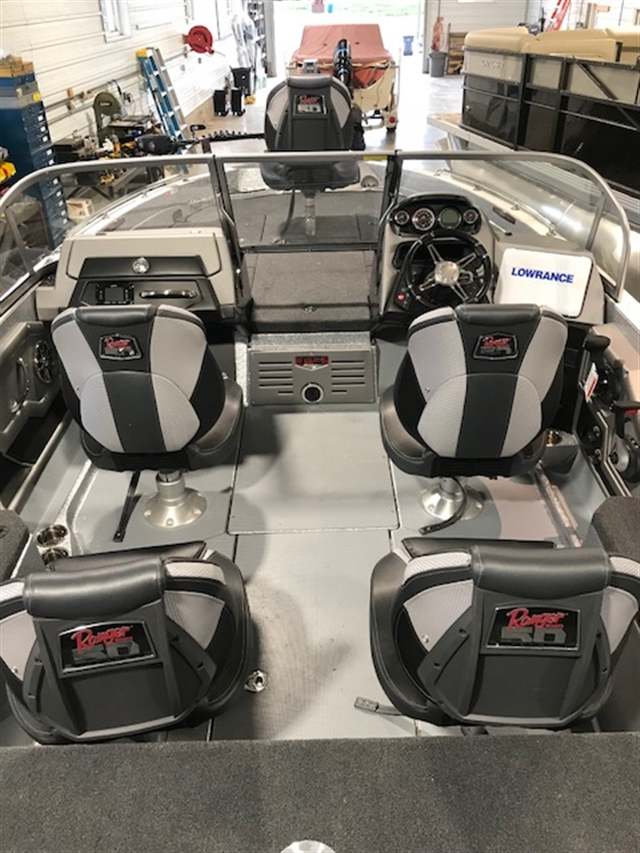 2019 Ranger 620 FS at Boat Farm, Hinton, IA 51024