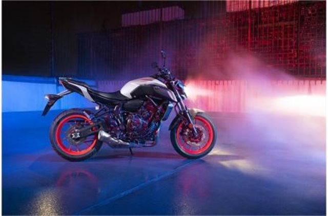 2019 Yamaha MT 07 at Pete's Cycle Co., Severna Park, MD 21146