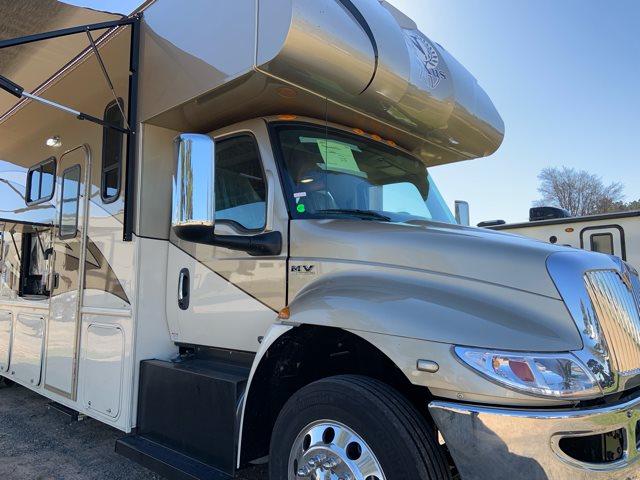 2020 Nexus RV Wraith 32W Rear Bedroom at Campers RV Center, Shreveport, LA 71129