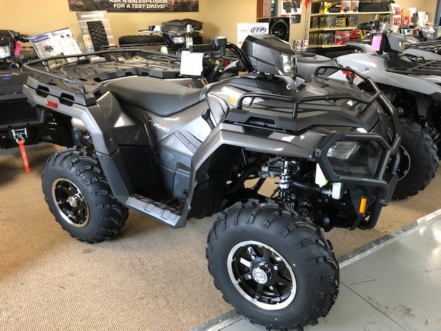 2021 Polaris Sportsman 570 Premium at Kodiak Powersports & Marine