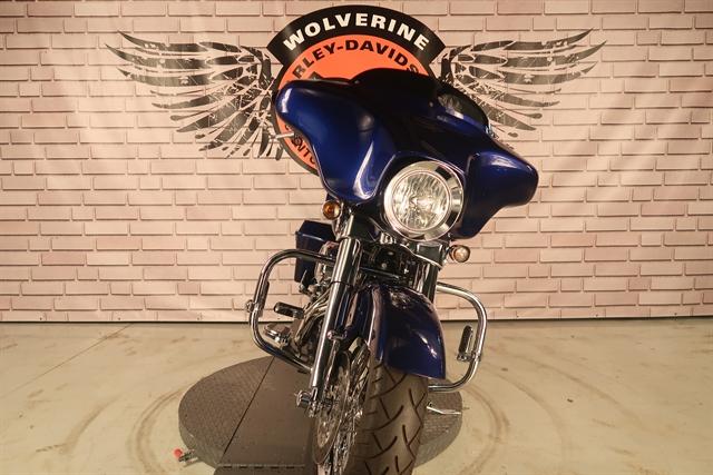 2007 Harley-Davidson Street Glide Base at Wolverine Harley-Davidson