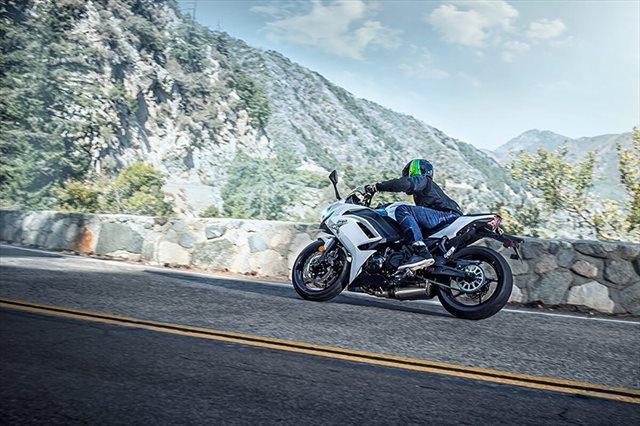 2020 Kawasaki Ninja 650 Base at Kawasaki Yamaha of Reno, Reno, NV 89502