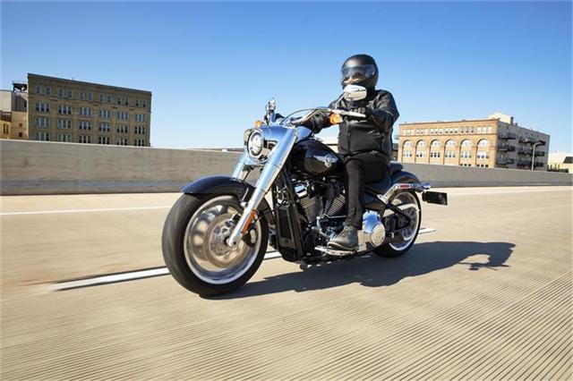 2021 Harley-Davidson Cruiser FLFBS Fat Boy 114 at Roughneck Harley-Davidson