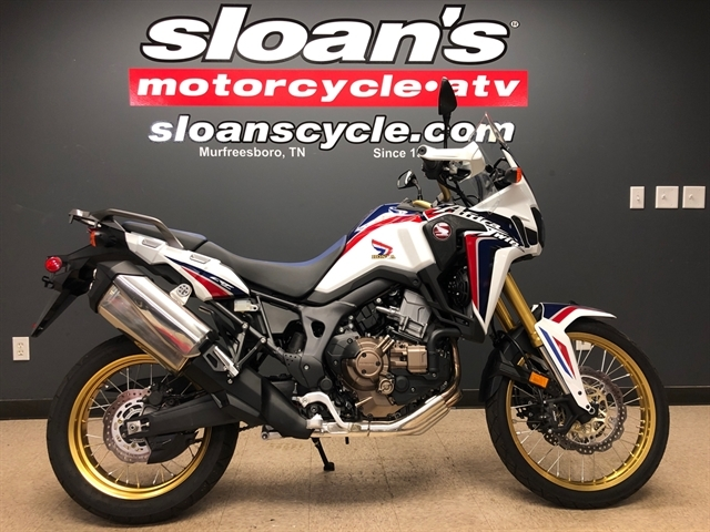 2017 Honda Africa Twin DCT ABS at Sloans Motorcycle ATV, Murfreesboro, TN, 37129