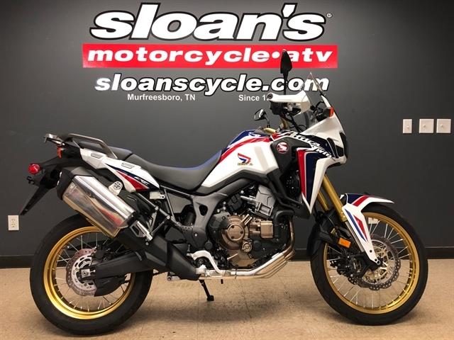 2017 Honda Africa Twin DCT ABS at Sloans Motorcycle ATV, Murfreesboro, TN, 37129