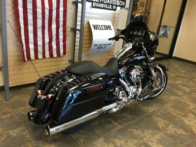 2016 Harley-Davidson Street Glide Special at Bud's Harley-Davidson Redesign