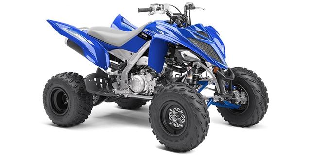 2020 Yamaha Raptor 700R at Wild West Motoplex