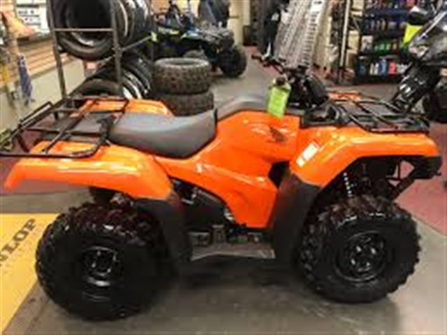 2018 Honda FourTrax Rancher 4X4 at Kent Powersports of Austin, Kyle, TX 78640