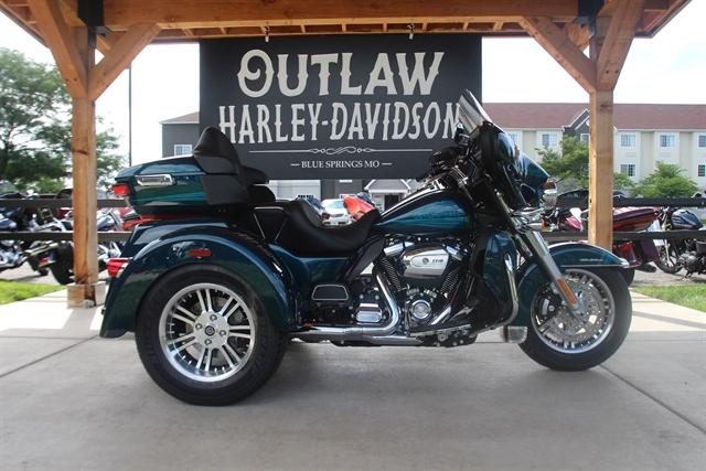 2020 Harley-Davidson Trike Tri Glide Ultra at Outlaw Harley-Davidson
