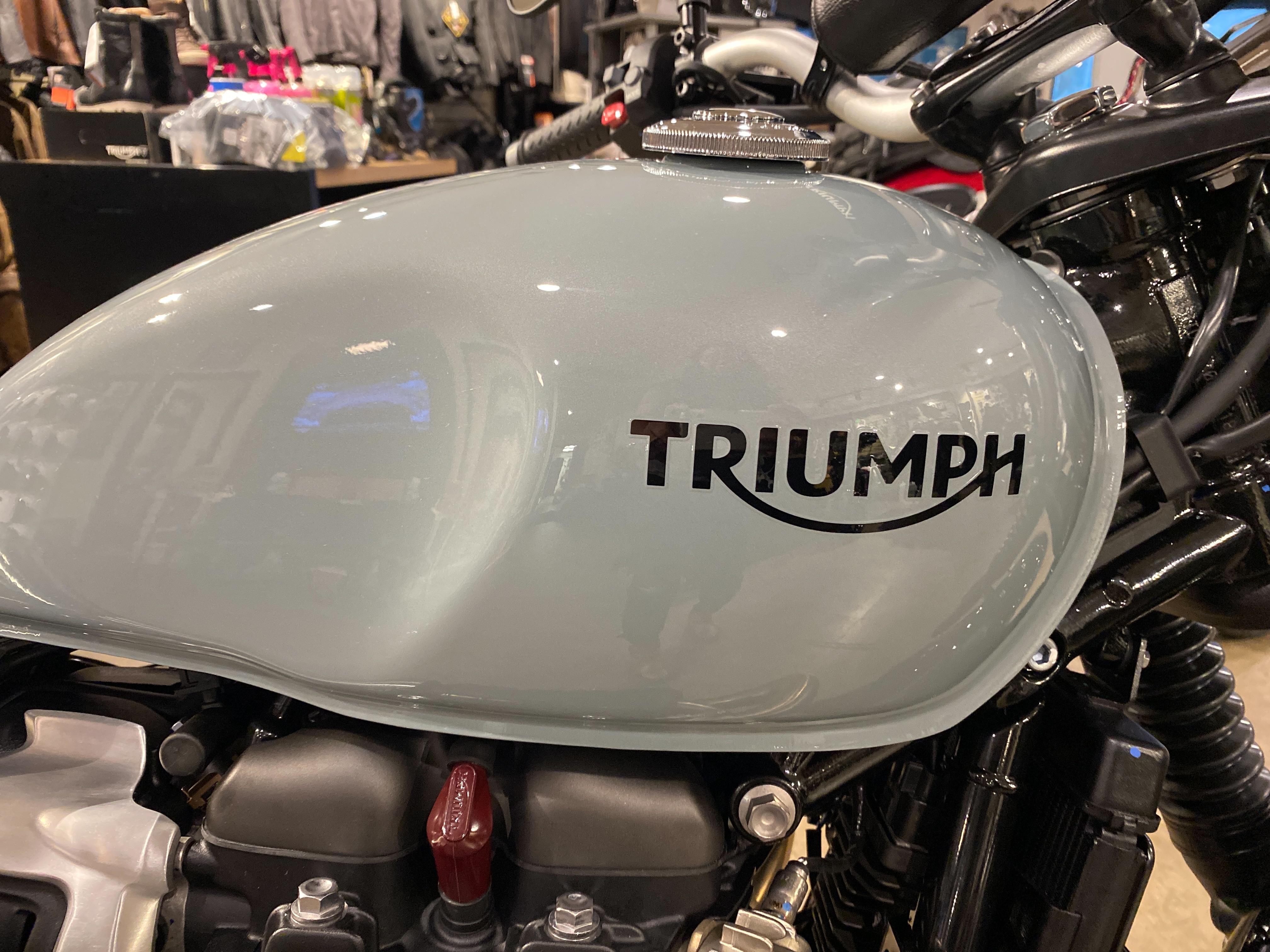 2022 Triumph Street Scrambler Base at Tampa Triumph, Tampa, FL 33614