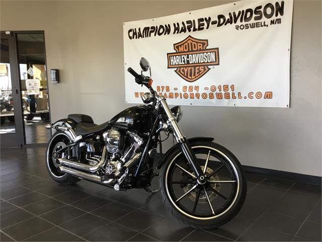 2016 Harley-Davidson Softail Breakout at Champion Harley-Davidson
