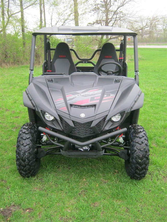 2019 Yamaha Wolverine X2 R-Spec SE at Brenny's Motorcycle Clinic, Bettendorf, IA 52722
