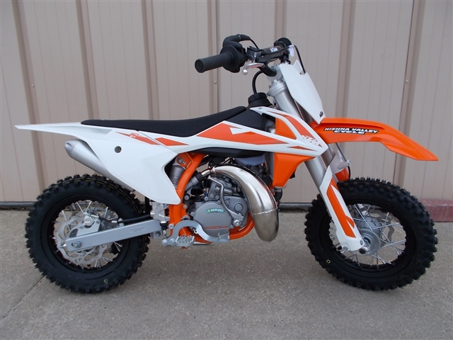 2019 KTM SX 50 MINI at Nishna Valley Cycle, Atlantic, IA 50022