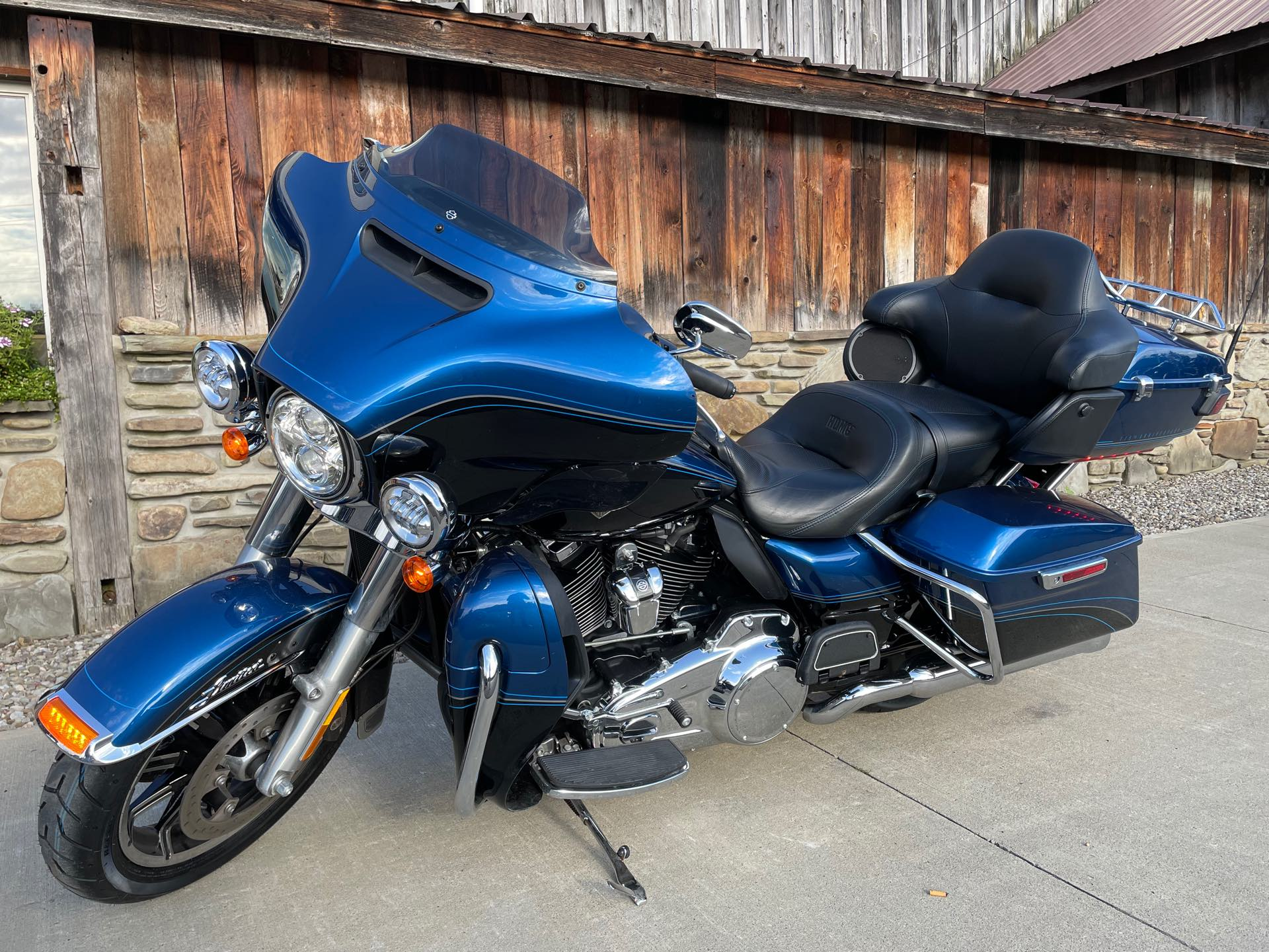 2018 Harley-Davidson Electra Glide Ultra Limited at Arkport Cycles