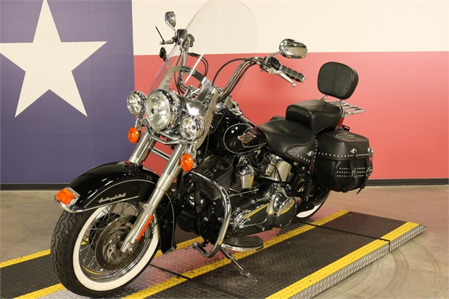 2010 Harley-Davidson Softail Heritage Softail Classic at Texas Harley