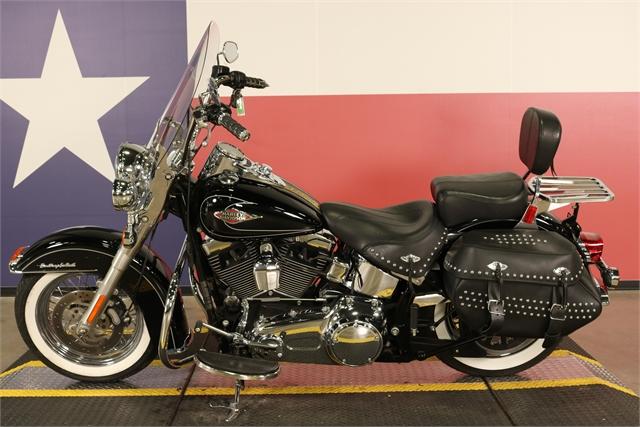2010 Harley-Davidson Softail Heritage Softail Classic at Texas Harley