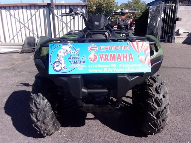 2021 Yamaha Kodiak 450 at Bobby J's Yamaha, Albuquerque, NM 87110