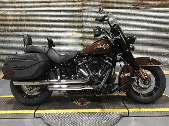 2019 Harley-Davidson Softail Heritage Classic 114 at Texarkana Harley-Davidson