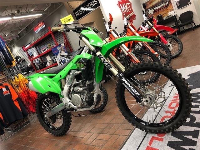 2020 Kawasaki KX 250 at Wild West Motoplex