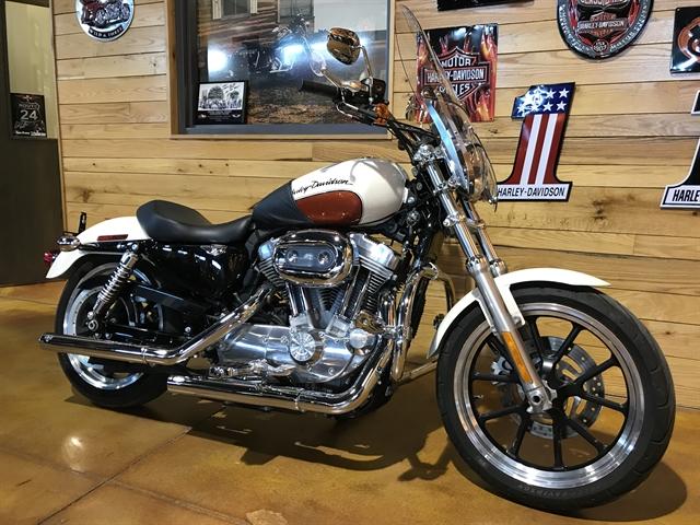 2011 Harley-Davidson Sportster 883 SuperLow at Thunder Road Harley-Davidson