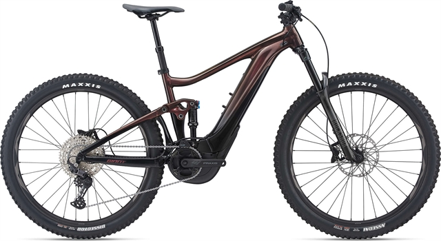 2021 GIANT BICYCLES TRANCE X E PLUS PRO 3 at Lynnwood Motoplex, Lynnwood, WA 98037