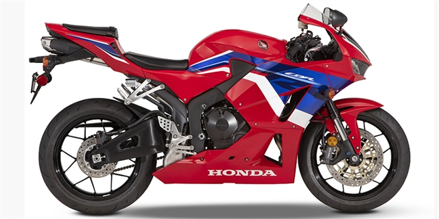 2021 Honda CBR600RR Base at Wild West Motoplex