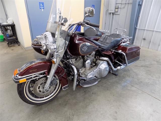 1985 Harley-Davidson FLHTC WITH H-D SIDECAR at St. Croix Harley-Davidson