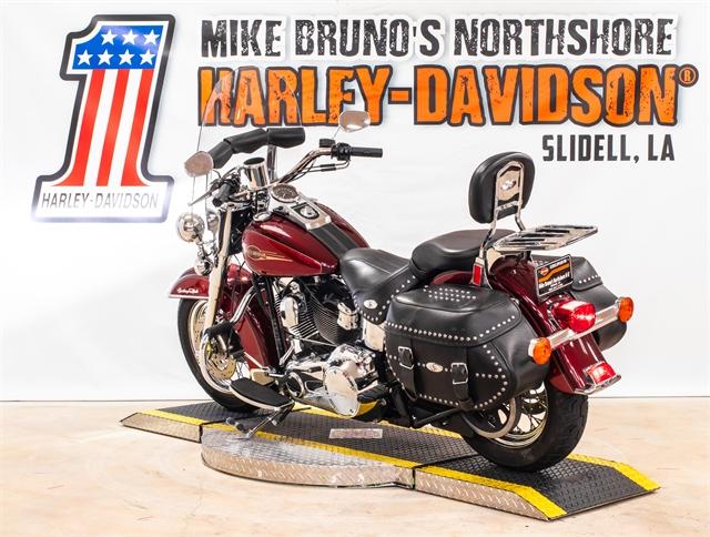 2008 Harley-Davidson FLSTC at Mike Bruno's Northshore Harley-Davidson