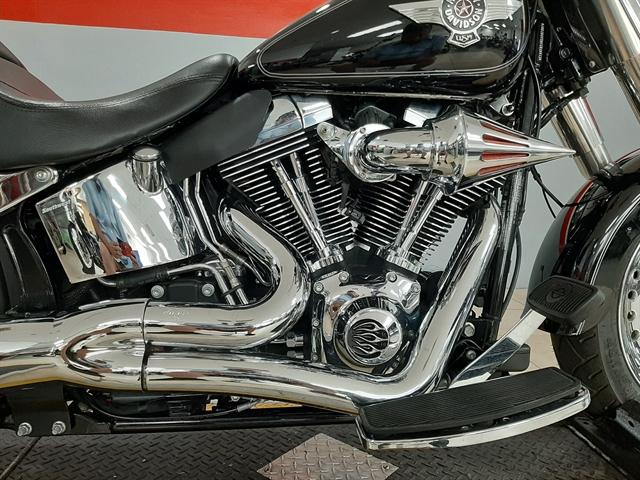 2015 Harley-Davidson Softail Fat Boy at Southwest Cycle, Cape Coral, FL 33909
