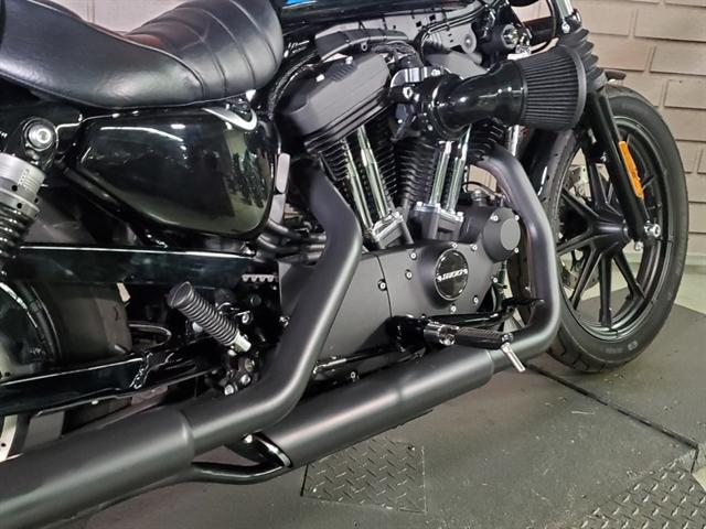 2019 Harley-Davidson Sportster Iron 1200 at Wolverine Harley-Davidson