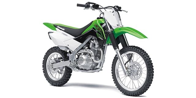 2020 Kawasaki KLX 140 at Hebeler Sales & Service, Lockport, NY 14094