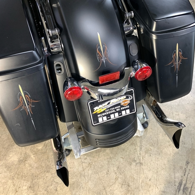 2017 Harley-Davidson Street Glide Base at Hot Rod Harley-Davidson