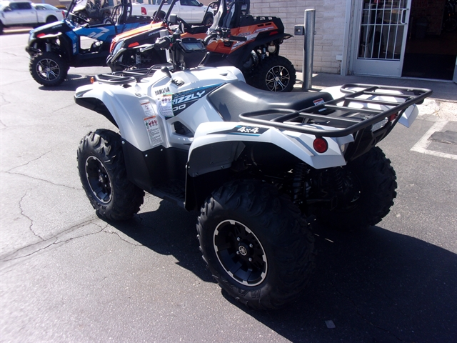 2020 Yamaha Grizzly EPS SE at Bobby J's Yamaha, Albuquerque, NM 87110