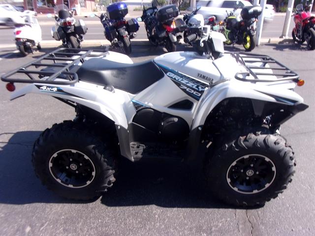 2020 Yamaha Grizzly EPS SE at Bobby J's Yamaha, Albuquerque, NM 87110