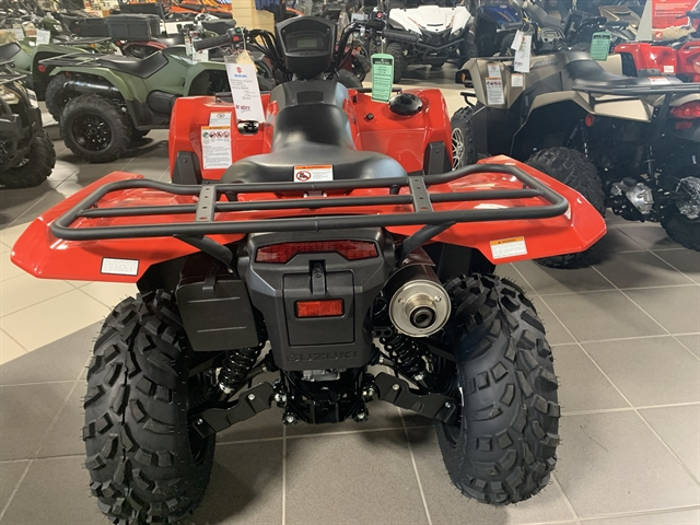 2020 Suzuki KingQuad 750AXi Power Steering AXi Power Steering at Star City Motor Sports