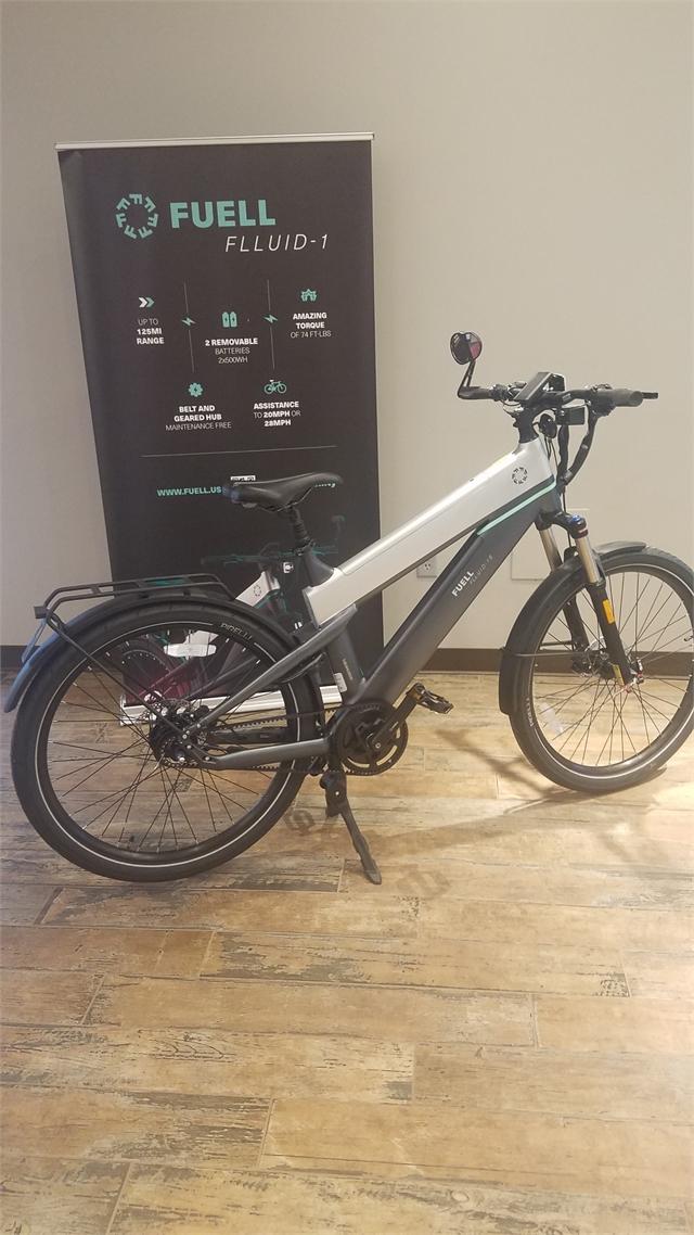 2021 Fuell FLLUID 1S SILVER - MED 1S SIL - MED at Pitt Cycles