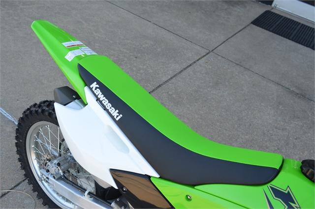 2022 Kawasaki KLX 140R F at Shawnee Honda Polaris Kawasaki