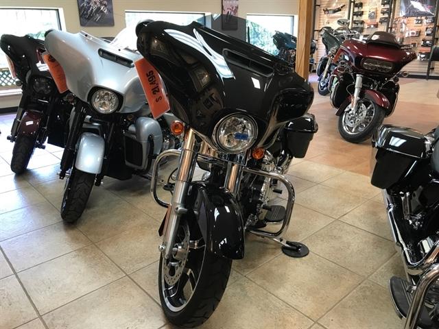 2018 Harley-Davidson Street Glide FLHX at Lentner Cycle Co.