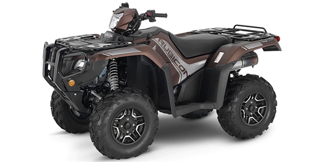 2021 Honda FourTrax Foreman Rubicon 4x4 Automatic DCT EPS Deluxe at Interstate Honda