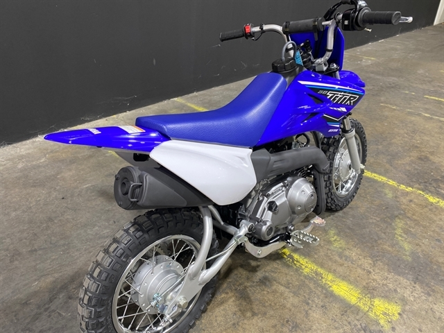 2021 Yamaha TT-R 50E at Sloans Motorcycle ATV, Murfreesboro, TN, 37129