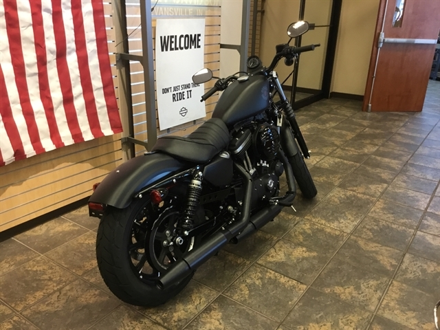 2020 Harley-Davidson Sportster Iron 883 at Bud's Harley-Davidson