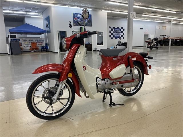 2021 Honda Super Cub C125 ABS at Columbia Powersports Supercenter