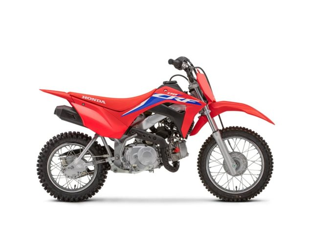 2022 Honda CRF110F at Friendly Powersports Baton Rouge