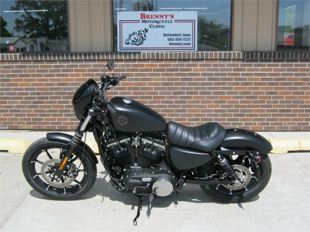 2019 Harley-Davidson XL883N - Sportster Iron 883 at Brenny's Motorcycle Clinic, Bettendorf, IA 52722