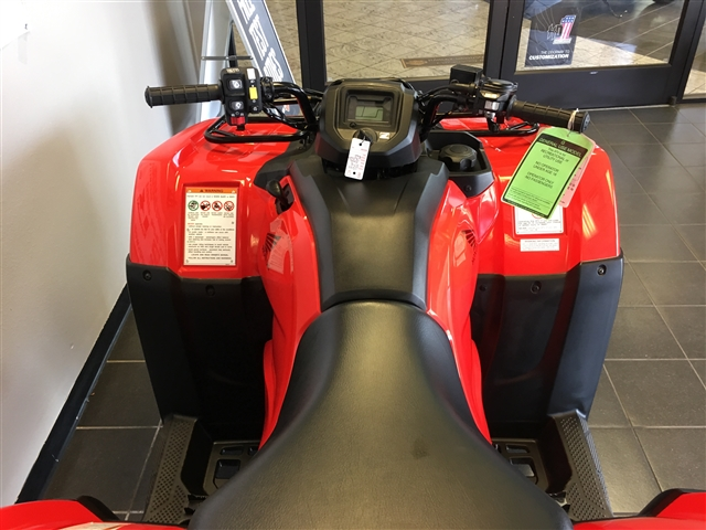 2018 Honda FourTrax Rancher 4X4 Automatic DCT IRS at Champion Motorsports, Roswell, NM 88201
