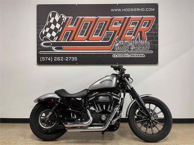 2015 Harley-Davidson Sportster Iron 883 at Hoosier Harley-Davidson
