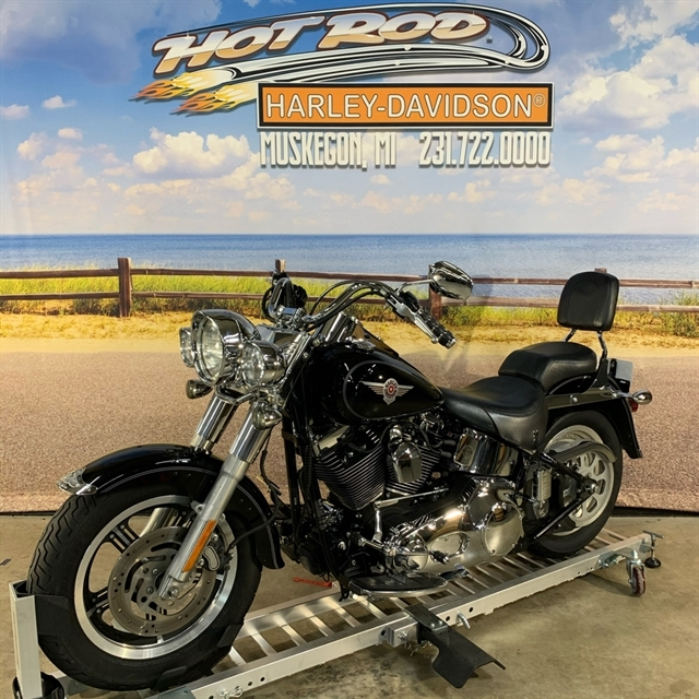 2004 Harley-Davidson Softail Fat Boy at Hot Rod Harley-Davidson
