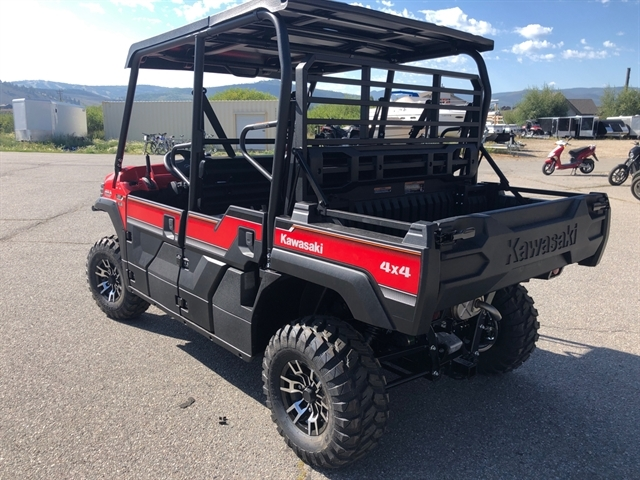 2020 Kawasaki Mule™ PRO-FXT™ EPS LE at Power World Sports, Granby, CO 80446